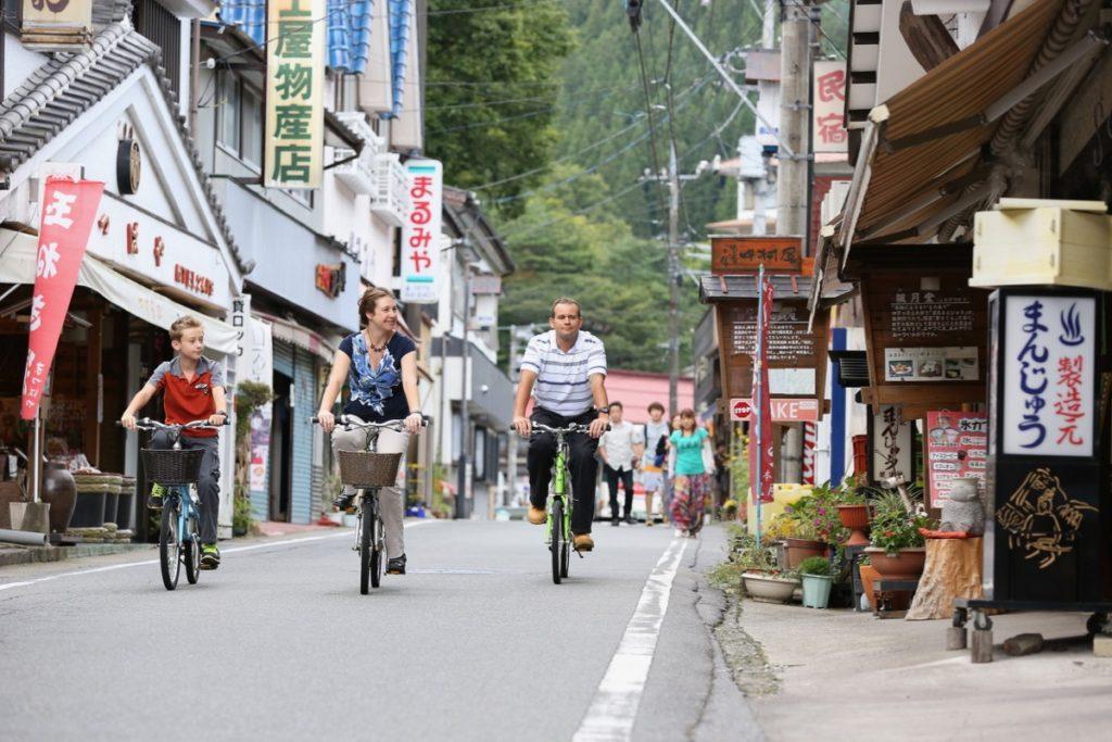 Shima Onsen Street