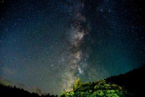 Night Stars in Summer