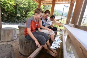 Hinatami Foot Bath
