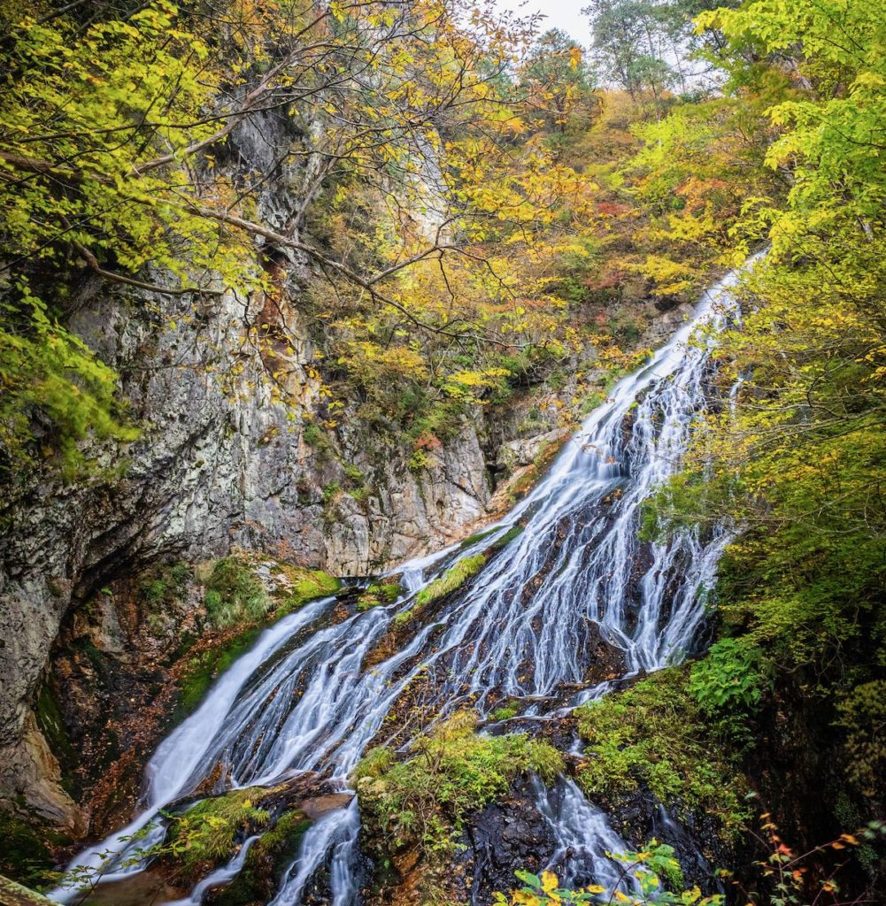 Ogura waterfall